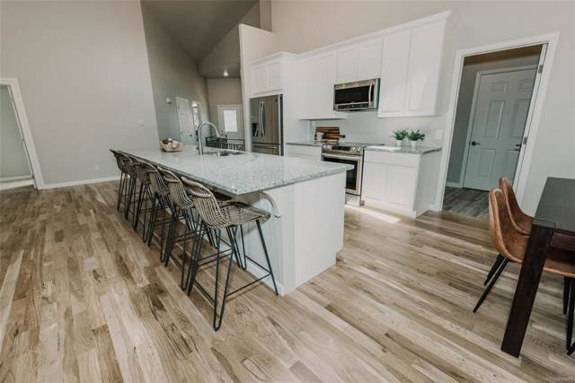 15142 W 32nd Drive, Golden, CO 80401 (MLS #5917839) :: 8z Real Estate