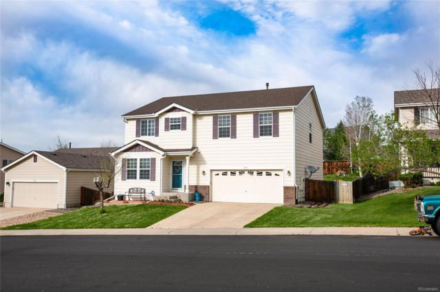 5470 S Shawnee Way, Aurora, CO 80015 (#5917852) :: HomeSmart Realty Group
