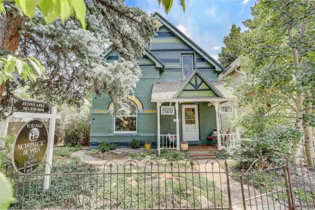 3428 W 31st Avenue, Denver, CO 80211 (#5918144) :: Wisdom Real Estate