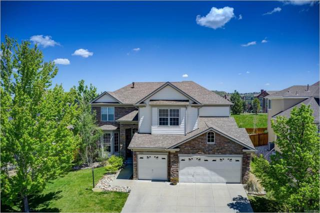 995 Foursome Drive, Castle Rock, CO 80104 (#5918311) :: The Healey Group