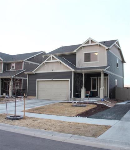 17958 E 44th Avenue, Denver, CO 80249 (#5918389) :: RE/MAX Professionals