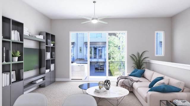 888 S Valentia Street S #102, Denver, CO 80247 (#5918667) :: Bring Home Denver with Keller Williams Downtown Realty LLC