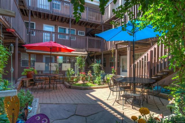 5873 S Prince Street 313B, Littleton, CO 80120 (#5918785) :: The Peak Properties Group