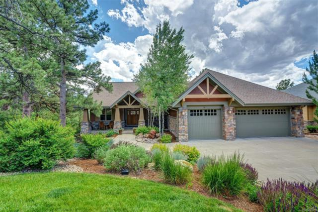 2498 Oak Vista Court, Castle Rock, CO 80104 (#5918995) :: The HomeSmiths Team - Keller Williams