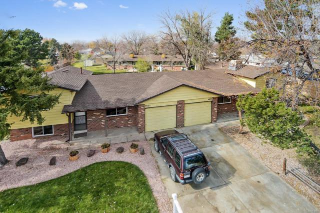 4625 Quail Street, Wheat Ridge, CO 80033 (#5919073) :: House Hunters Colorado
