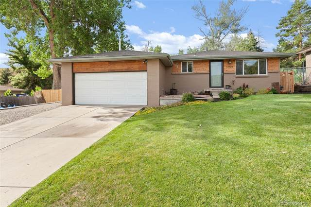 12508 W 6th Place, Lakewood, CO 80401 (MLS #5919266) :: 8z Real Estate