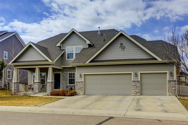 8799 Mustang Drive, Frederick, CO 80504 (#5919443) :: Wisdom Real Estate