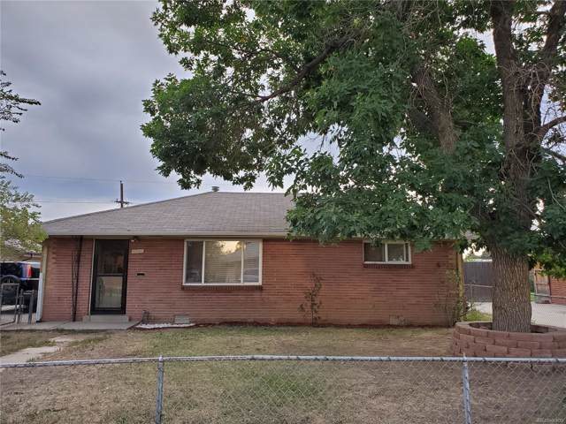 6920 Weiman Court, Commerce City, CO 80022 (#5919456) :: The DeGrood Team