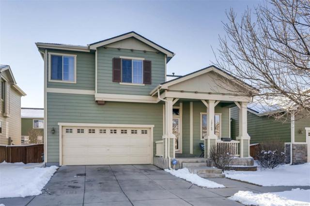 12169 Village Circle, Commerce City, CO 80603 (#5919766) :: The Peak Properties Group