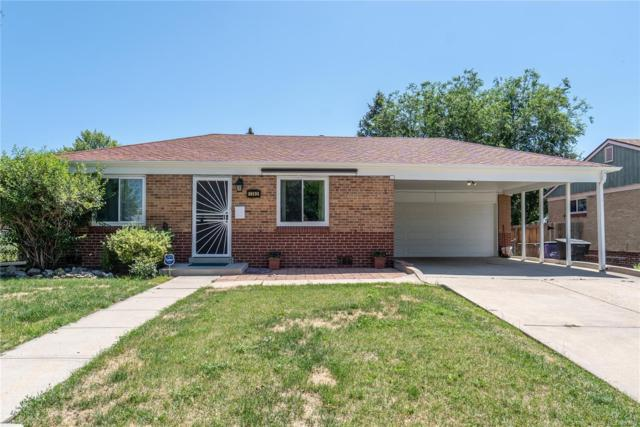 1382 S Canosa Court, Denver, CO 80219 (#5919787) :: HomePopper