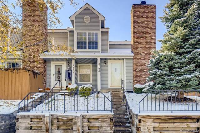 8200 W 90th Place #2104, Westminster, CO 80021 (#5919958) :: The Scott Futa Home Team