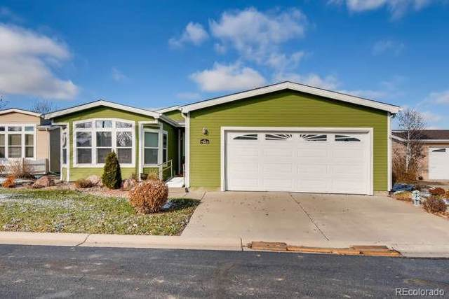 7835 Sunflower Green #137, Frederick, CO 80530 (#5920390) :: The DeGrood Team