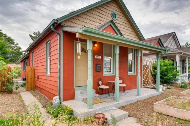 3522 N Marion Street, Denver, CO 80205 (#5920567) :: House Hunters Colorado