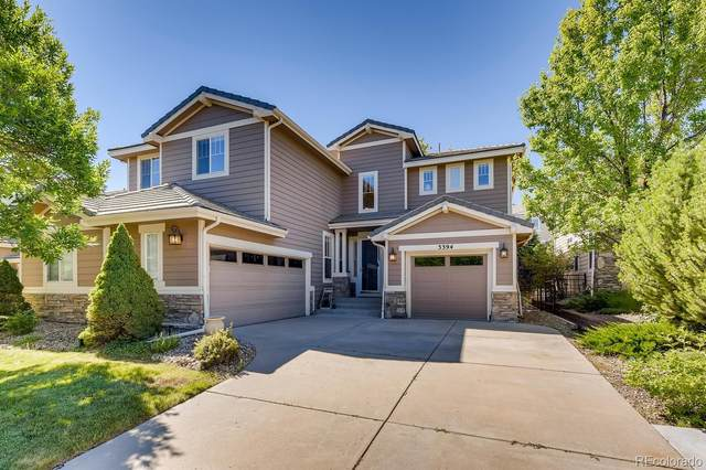 3394 Sturbridge Drive, Highlands Ranch, CO 80129 (MLS #5920654) :: 8z Real Estate