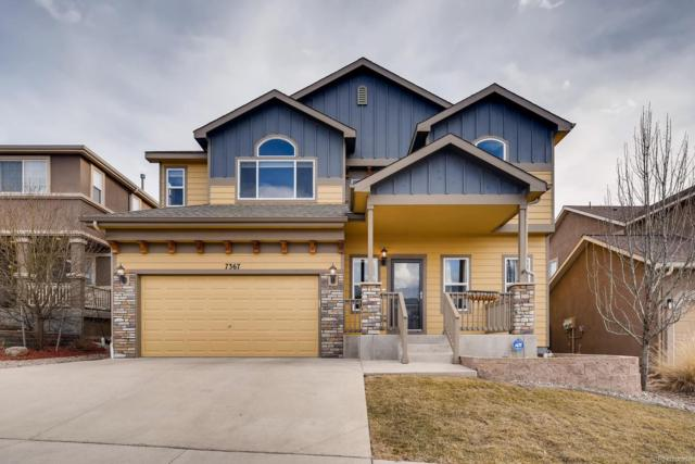 7367 Indian River Drive, Colorado Springs, CO 80923 (#5920987) :: Venterra Real Estate LLC
