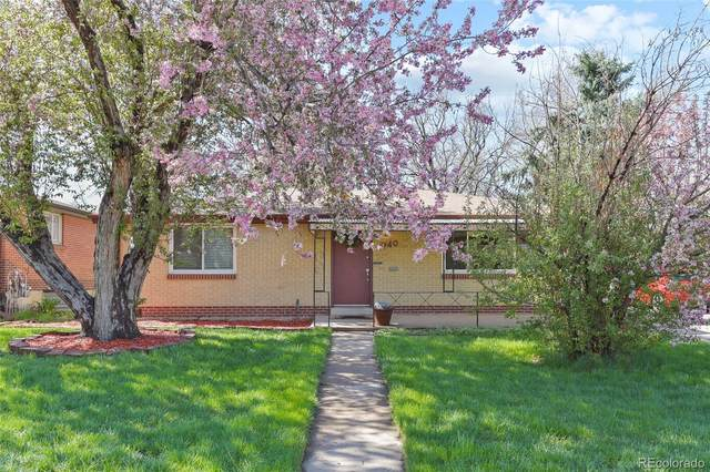 4740 E Jewell Avenue, Denver, CO 80222 (#5921289) :: The Gilbert Group
