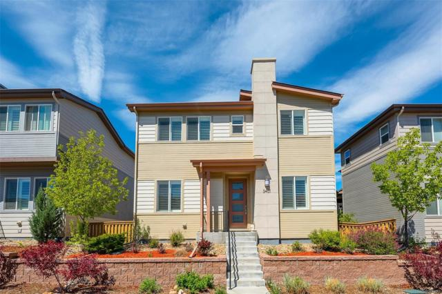 3401 Cranston Circle, Highlands Ranch, CO 80126 (#5921647) :: Sellstate Realty Pros