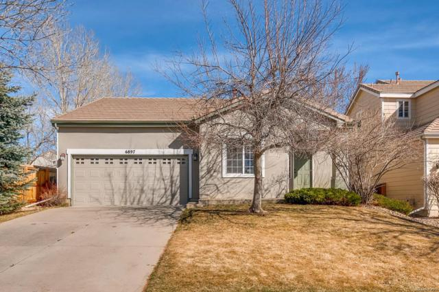 6897 W Rockland Place, Littleton, CO 80128 (#5921648) :: The Peak Properties Group