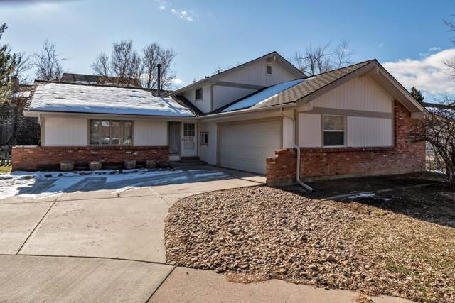 6970 E Kettle Avenue, Centennial, CO 80112 (#5921895) :: The Dixon Group