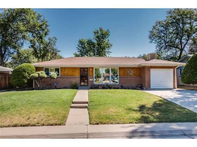 1916 S Quitman Street, Denver, CO 80219 (MLS #5921941) :: 8z Real Estate