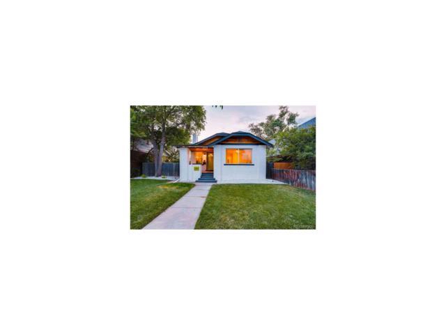 2409 S Lincoln Street, Denver, CO 80210 (MLS #5922026) :: 8z Real Estate