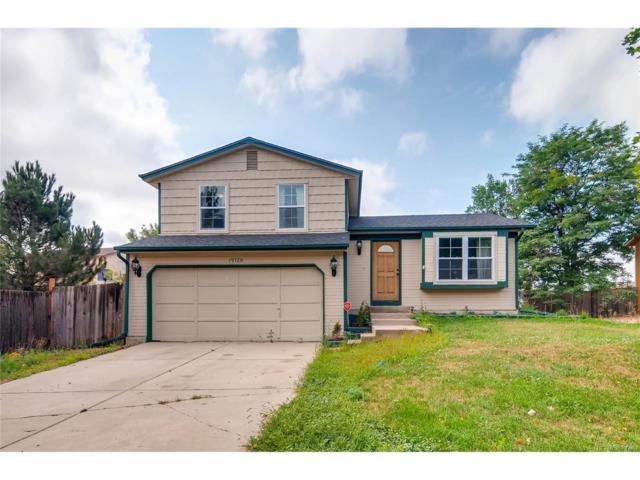 19720 E Bails Place, Aurora, CO 80017 (MLS #5922294) :: 8z Real Estate