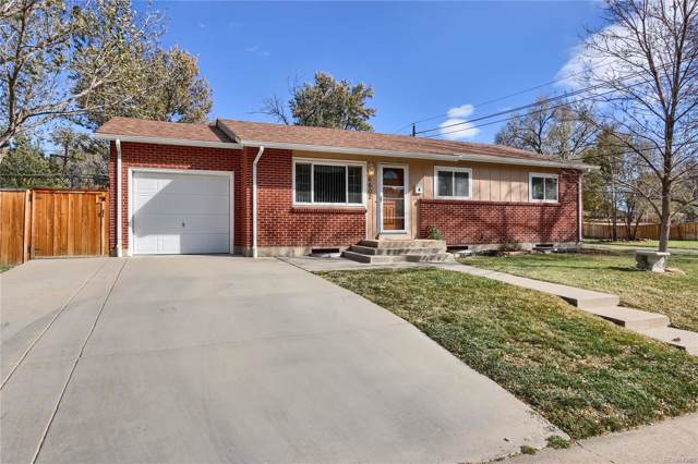 6602 Kipling Street, Arvada, CO 80004 (MLS #5922467) :: Bliss Realty Group