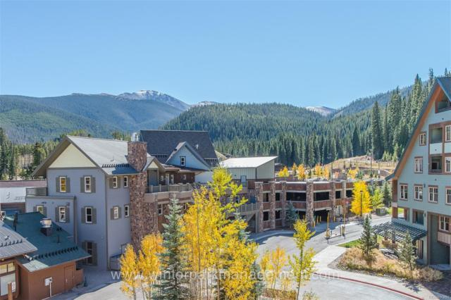 401 Nystrom Lane #1706, Winter Park, CO 80482 (#5922674) :: The Galo Garrido Group