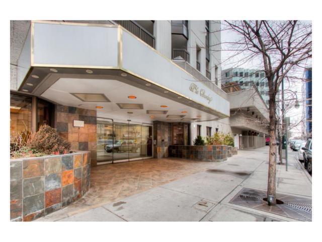 1625 Larimer Street #803, Denver, CO 80202 (#5923043) :: The Peak Properties Group