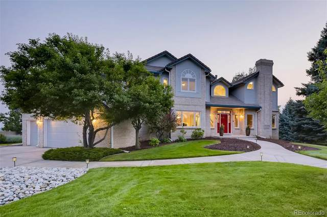 23 Red Tail Drive, Highlands Ranch, CO 80126 (#5923323) :: The Margolis Team