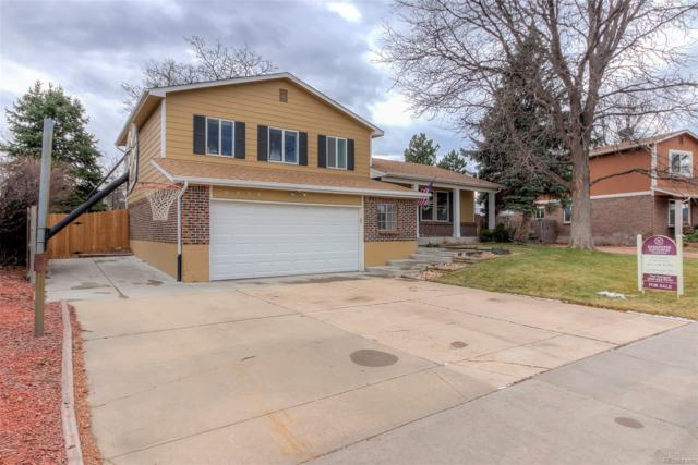 6350 W 109th Place, Westminster, CO 80020 (#5923455) :: Sellstate Realty Pros