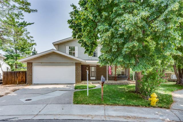 12620 W 66th Circle, Arvada, CO 80004 (#5923507) :: The Griffith Home Team