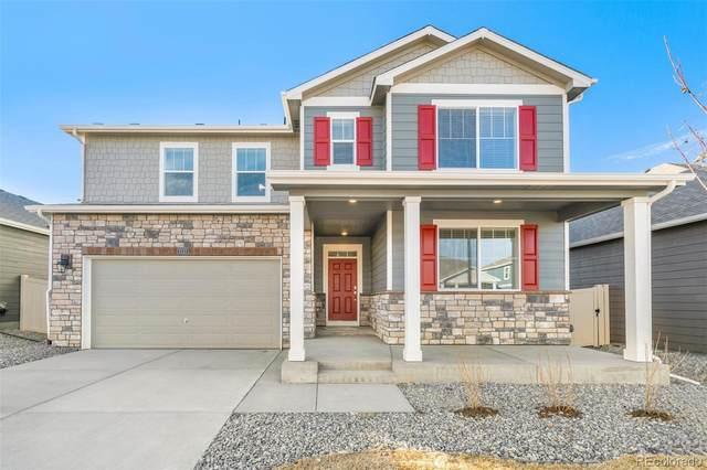 6909 Fraser Circle, Frederick, CO 80530 (MLS #5923639) :: 8z Real Estate