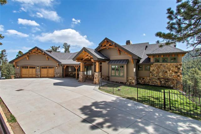 100 Sky Hill Drive, Evergreen, CO 80439 (#5923681) :: 5281 Exclusive Homes Realty