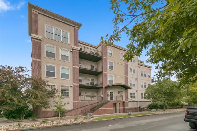 1780 Washington Street #106, Denver, CO 80203 (#5923988) :: Colorado Home Finder Realty
