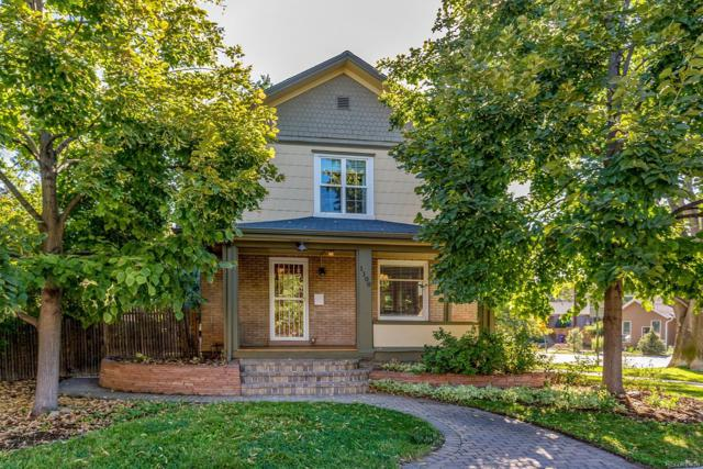 1100 Jackson Street, Denver, CO 80206 (#5924148) :: The Griffith Home Team