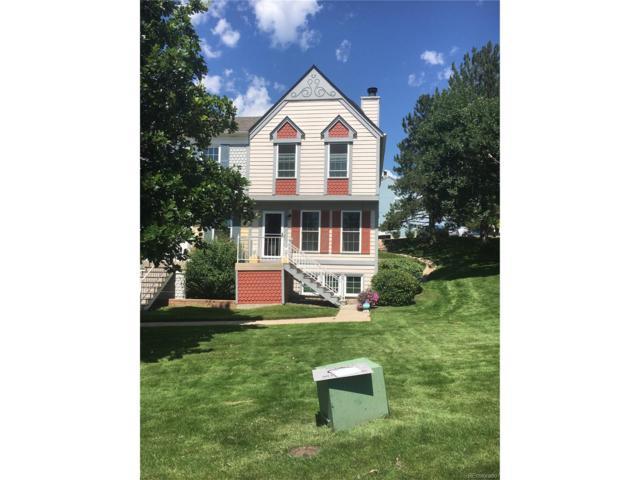 9512 W Ontario Drive, Littleton, CO 80128 (MLS #5924178) :: 8z Real Estate
