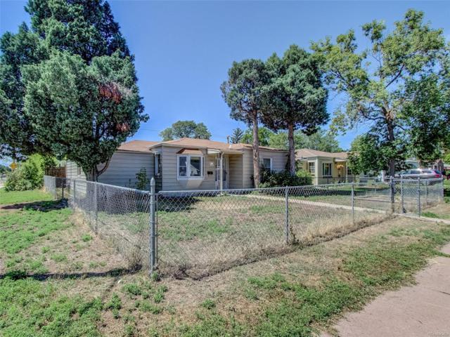 4397 S Sherman Street, Englewood, CO 80113 (#5924365) :: The Peak Properties Group