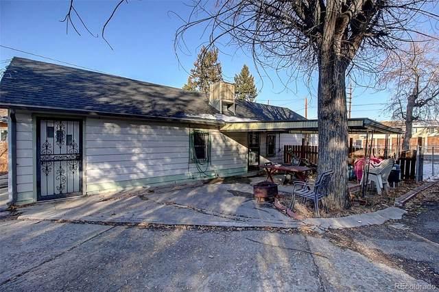 925 S Sheridan Boulevard, Lakewood, CO 80226 (#5924466) :: The DeGrood Team