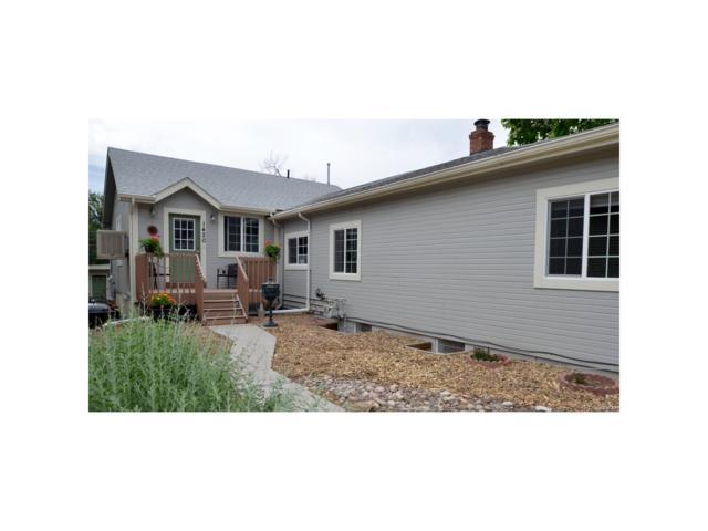 1420 Front Street, Louisville, CO 80027 (MLS #5924720) :: 8z Real Estate