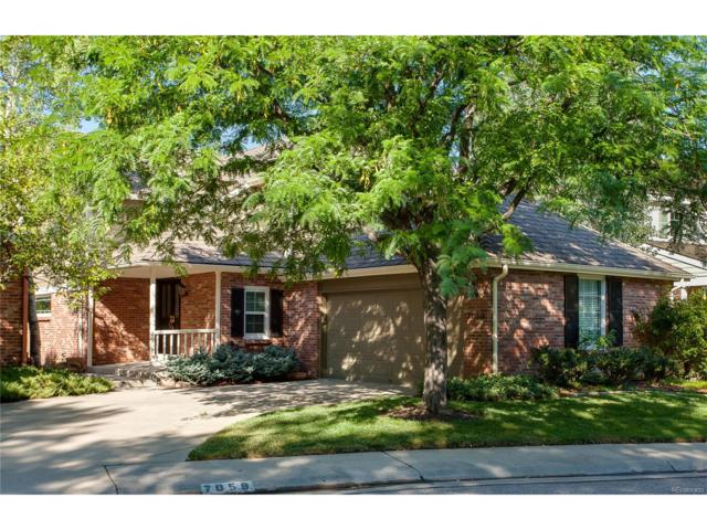 7059 S Locust Place, Centennial, CO 80112 (MLS #5925115) :: 8z Real Estate