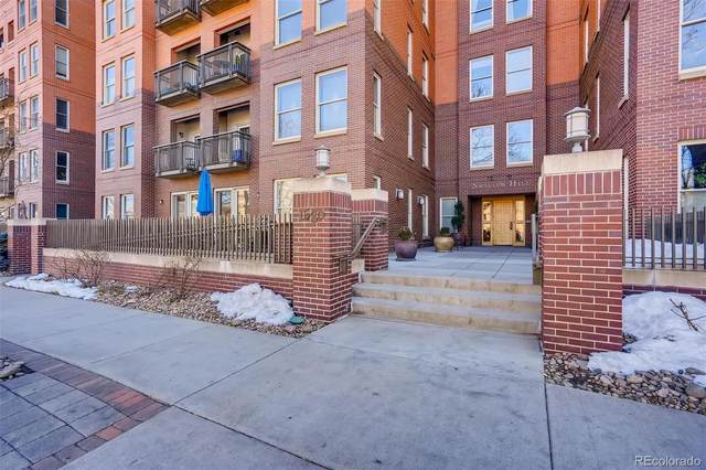 1630 Clarkson Street #220, Denver, CO 80218 (#5925389) :: The Dixon Group