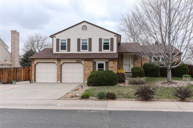 7557 S Pennsylvania Drive, Littleton, CO 80122 (#5925738) :: Wisdom Real Estate