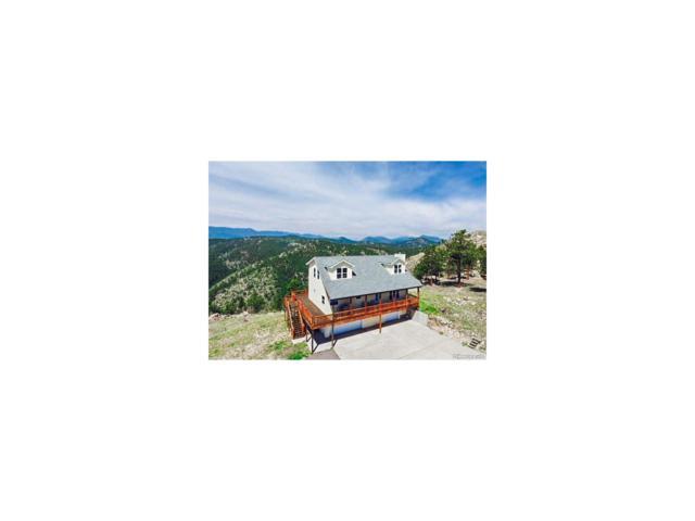 1219 Hi Meadow Drive, Bailey, CO 80421 (MLS #5925874) :: 8z Real Estate