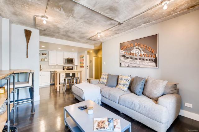 830 N Sherman Street #302, Denver, CO 80203 (#5925989) :: 5281 Exclusive Homes Realty