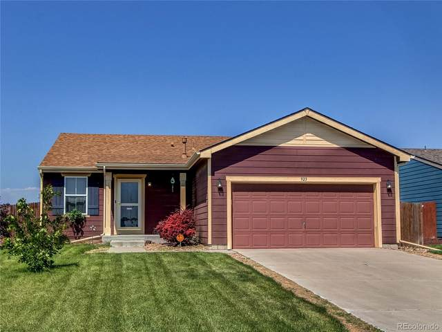923 Stagecoach Avenue, Lochbuie, CO 80603 (#5925994) :: The Gilbert Group