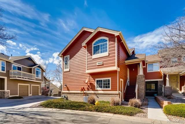 19665 E Mann Creek Drive A, Parker, CO 80134 (MLS #5926010) :: 8z Real Estate