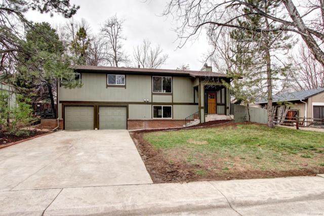 1041 Xenophon Street, Golden, CO 80401 (#5926217) :: The Pete Cook Home Group