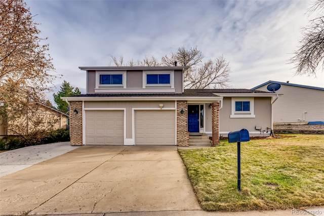 2730 S Pagosa Street, Aurora, CO 80013 (#5926329) :: Kimberly Austin Properties