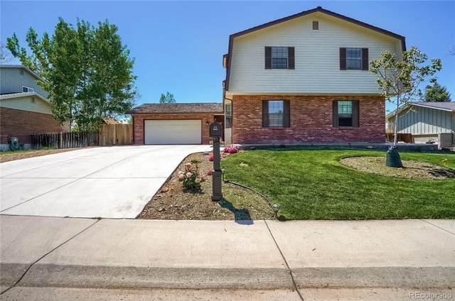 6193 S Newport Street, Centennial, CO 80111 (#5926925) :: Colorado Home Finder Realty